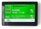 "7"" Android POE RJ45 Wall Mount Panel PC for Meeting Room Booking"