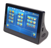 "7"" Android Desk Mounted Tablet w PoE and Ethernet"