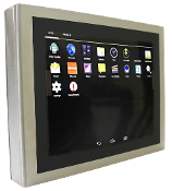 "15"" IP65 Android Industrial Panel PC for Outdoor Digital Signage"