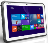 "12.2"" Rugged Windows10 Pro Tablet with Barcode Scanner"