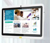 "13.3"" Android PoE Tablet for Telemedicine and Digital Signage"