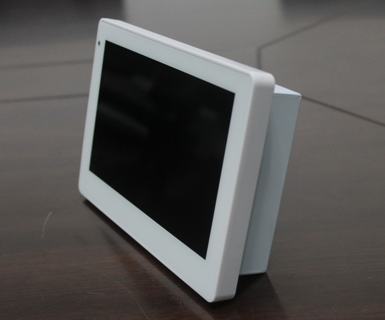 7 Quot Android Poe Panel Pc For Meeting Room Display